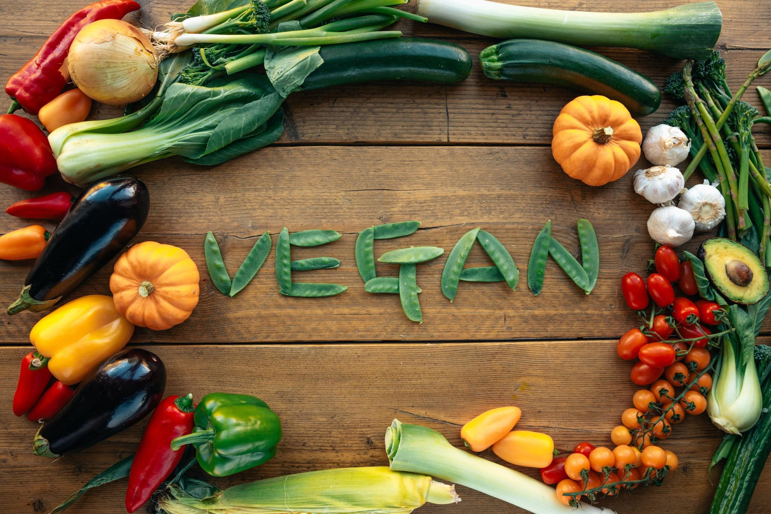 Vegan diet benefits